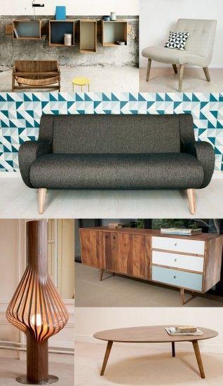 mobilier scandinave