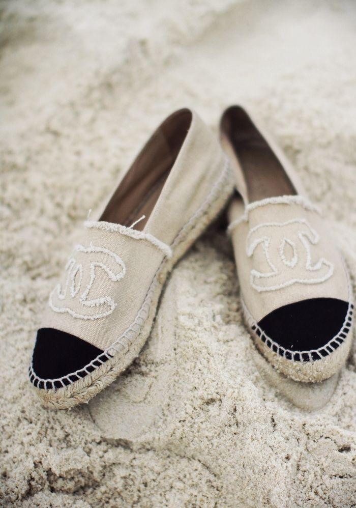 Chanel Espadrilles                                                                                                                                                                                 More