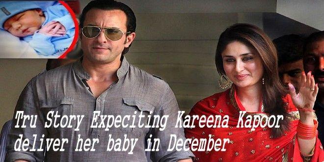 Tru Story Expeciting Kareena Kapoor Deliver Her Baby In December