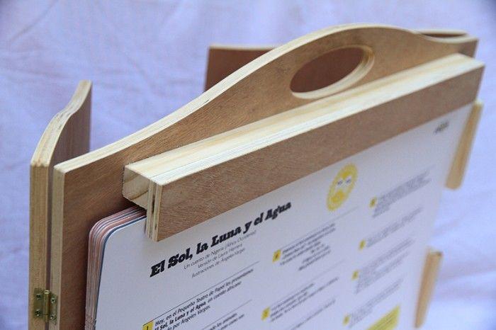 El kamishibai o Pequeño Teatro de Papel es una herramienta de cuentacuentos para la promoción de la lectura.