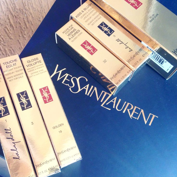 Gift by Yves Saint Laurent