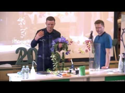 7ЦВЕТОВ-Декор мастер-класс «Свадебное оформление 2016: креатив и коммерческие решения» (7) - YouTube