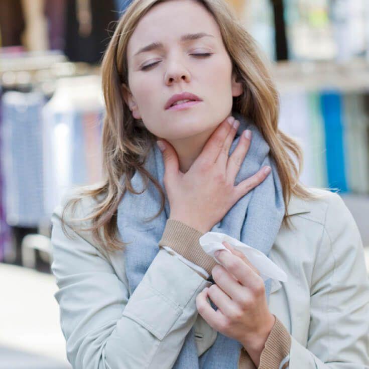 Laryngitis Symptoms: 9 Easy Natural Treatments