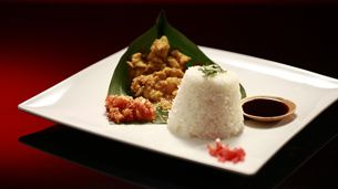 Spicy Indonesian Chicken Curry