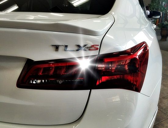 Acura-TLX-Type-S-2018 The Acura Tlx