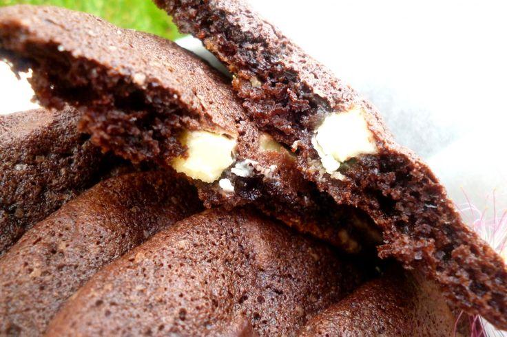 Belül puha csokis keksz