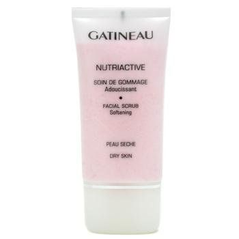 Nutriactive Facial Scrub Softening ( For Dry Skin ) 75ml/2.5oz by Gatineau. $38.94. This beauty product is 100% original.. A gentle exfoliating scrub Sweeps away impurities & dead cells Provides a gentle yet thorough deep-cleansing Keep skin clear while reducing dry lines Leaves skin feeling perfectly clean & soft
