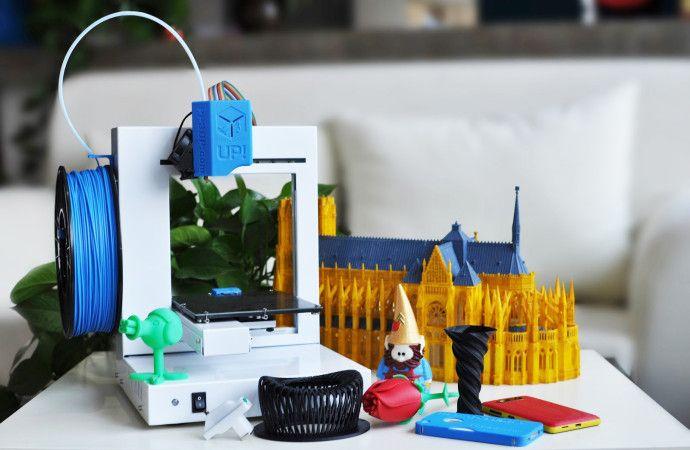 UP Start Plus 3D Printer