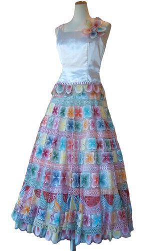 ニャンドゥティのドレス2