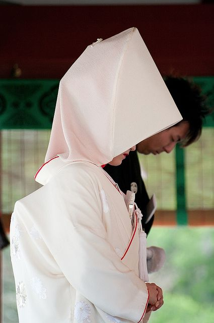 Japanese bride / #MIZUworld