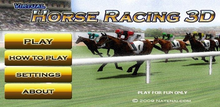 Virtual Horse Racing – 3D #Virtual #Horse #Racing #3D #Games #Apps