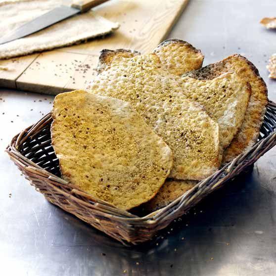 Knækbrød -http://www.dansukker.dk/dk/opskrifter/knaekbroed.aspx #dansukker #opskrift #knækbrød #lækkert #brød #sundt #eat #spis #food #mad #sundhed #snack #inspiration