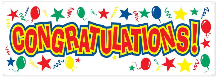 Congratulations Pictures Free Download for Banner Design