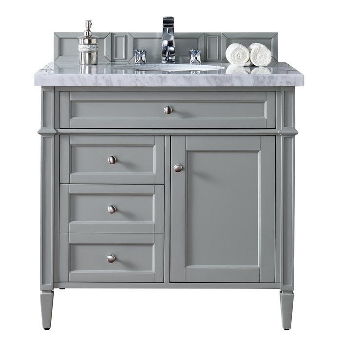 Brittany 36 Single Bathroom Vanity Base Fare Pinterest Units And Vanities