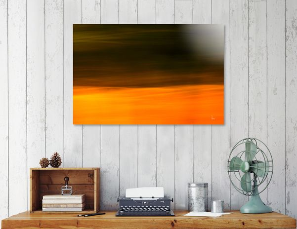 Discover «THE WAVE OF NATURE», Limited Edition Acrylic Glass Print by Jorg Becker - From 70€ - Curioos