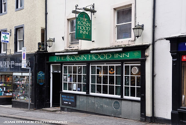 Robin Hood Inn, Penrith, Cumbria