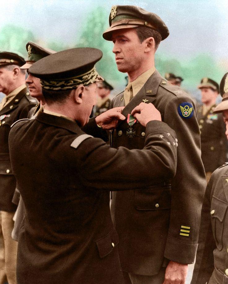 Jimmy Stewart getting pinned