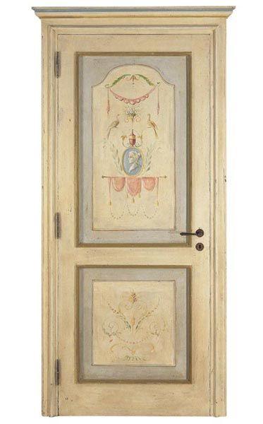 Antique Style Interior Door by America Italiana