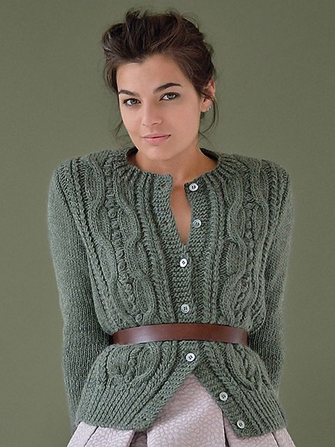 Ravelry: Mild pattern by Kim Hargreaves