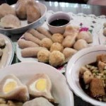 Pempek - Palembang  Never can't get enough...
