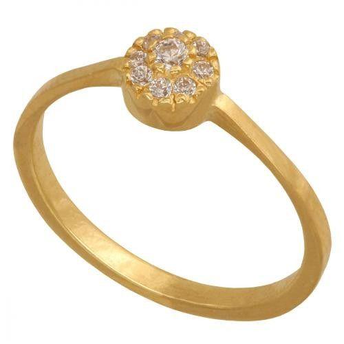 Złoty pierścionek
