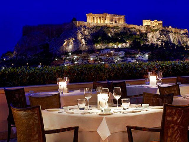 Grande Bretagne Hotel, Athens, Greece