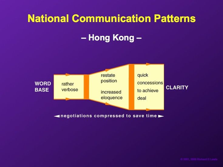 People in Hong Kong negotiate much more briskly to achieve quick results.