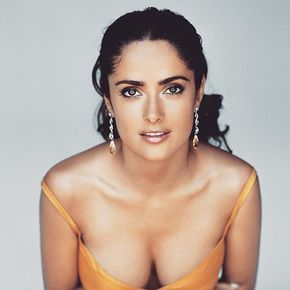 """49 Likes, 1 Comments - This day in cinema (@mooveeblog) on Instagram: """"#BornToday: Salma Hayek, actress/producer, 51. Academy Award nominee for Best Leading Actress for…"""""""