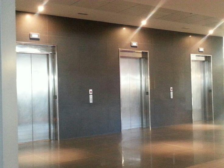 Elevator hotel santa Susanna