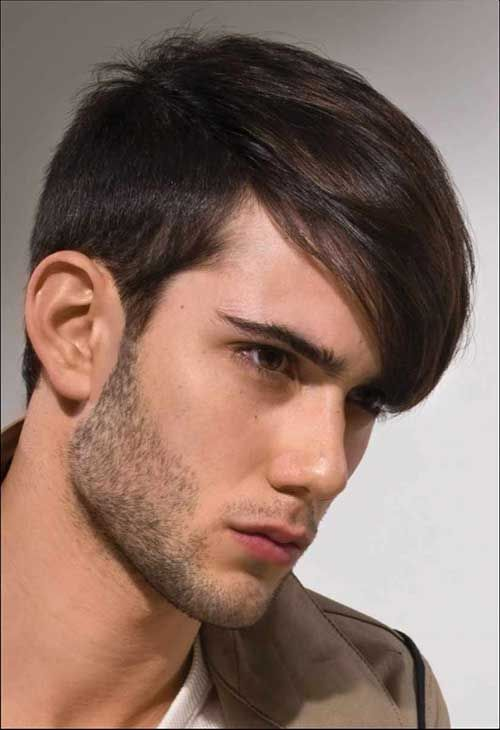 15 Best Simple Hairstyles For Boys Mens Hairstyles 2014