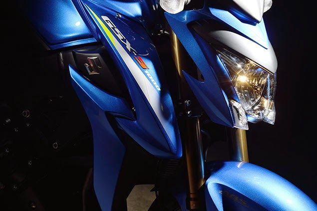 Nova suzuki gsx-s1000 2015