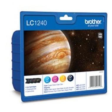 Brother Cartucho de Tinta Lc-1240 Value Blister - Consumible Impresora - LC1240VALBP