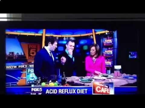 ACID REFLUX EXPLAINED (2 of 2): Dr. Jonathan Aviv, Rosanna Scotto  Gre...