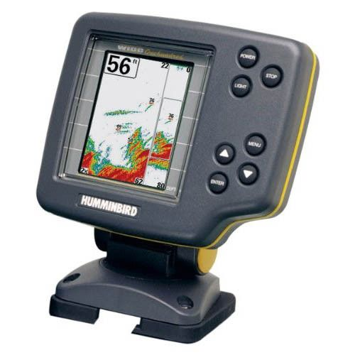 Scotty float tube fish finder and transducer mount for How to read a humminbird fish finder