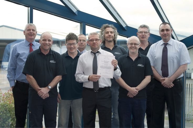 Williams Refrigeration 18001 Certification, the health and safety team