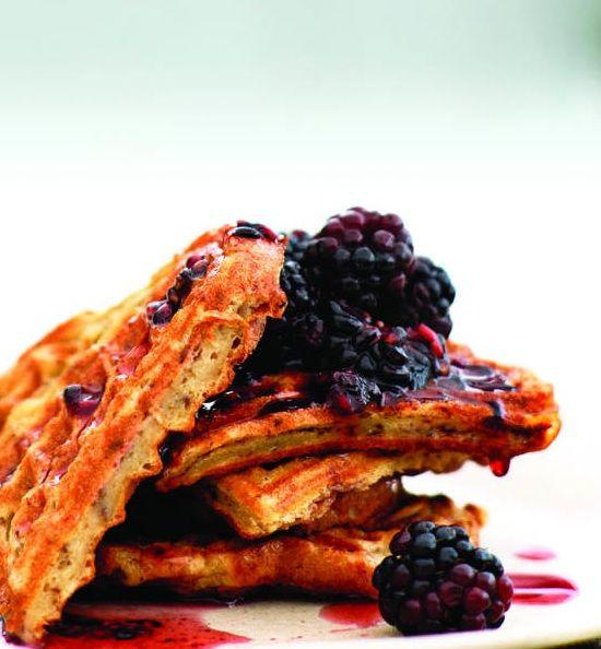 Maple berries recipe - Chatelaine.com
