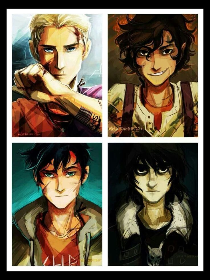 Viria Jason Grace Son of Jupiter Leo Valdez Son of Hephaestus  Percy Jackson Son of Poseidon Nico Di'Angelo Son of Hades