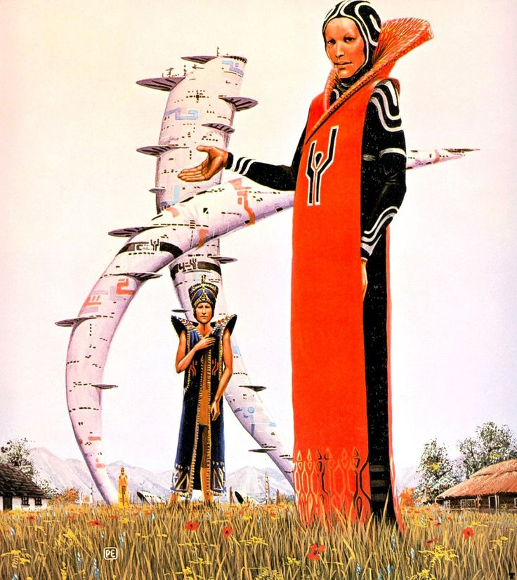 17 Best Images About Classic Fantasy And Sci Fi Art On: 39 Best Images About Peter Elson On Pinterest