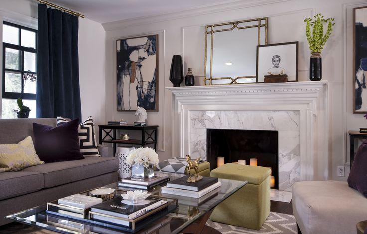 Renee & Charles' LIVING ROOM REVEAL   Buying & Selling