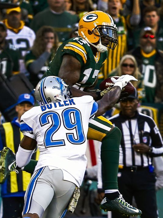 The streak ends! Lions stun Packers, 18-16