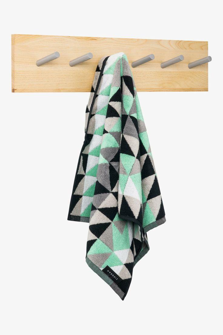ZIPORAH Dove Hand Towel