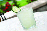 Cucumber Basil Gimlet from Brio Tuscan Grille