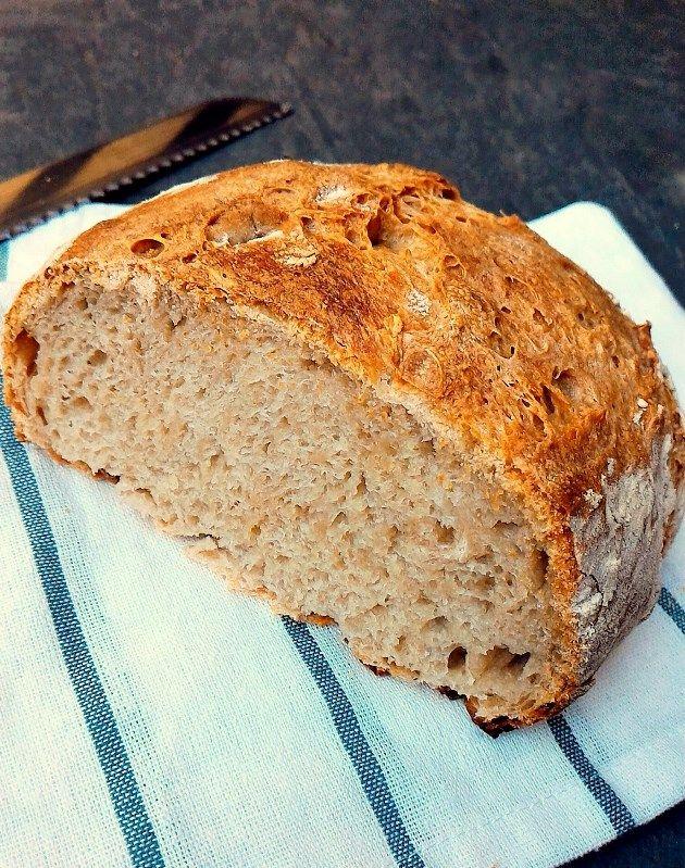 Saber preparar seu próprio pão, consciente de todos os ingredientes…