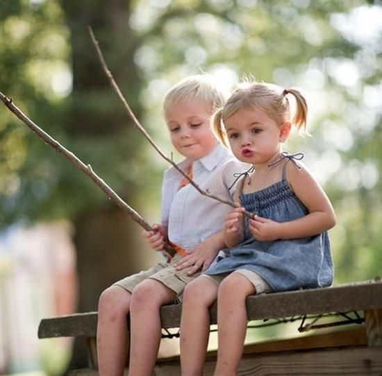 Best 25 country kids photography ideas on pinterest for Little kid fishing pole