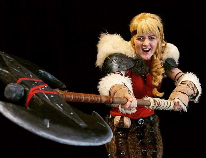 Astrid of How To Train Your Dragon - Cosplay  @armageddonexponz  Since the Armageddon season has officially kicked off again we wanted to showcase some of our favourites from Wellygeddon 2016!  Stay tuned for more coming from this seasons technology games and cosplay from @armageddonexponz throughout 2016!  #Awesomnessness #httyd #astrid #howtotrainyourdragon #howtotrainyourdragon2 #tech #cosplay #auckland #wellington #newzealand #anime #diy #armageddonexponz  See more photos and expo…