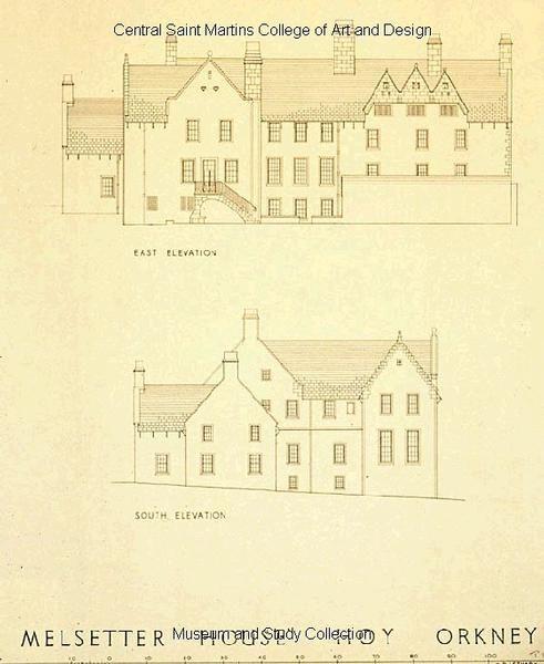 Lethaby; MelsetterHouse,Hoy,Orkney