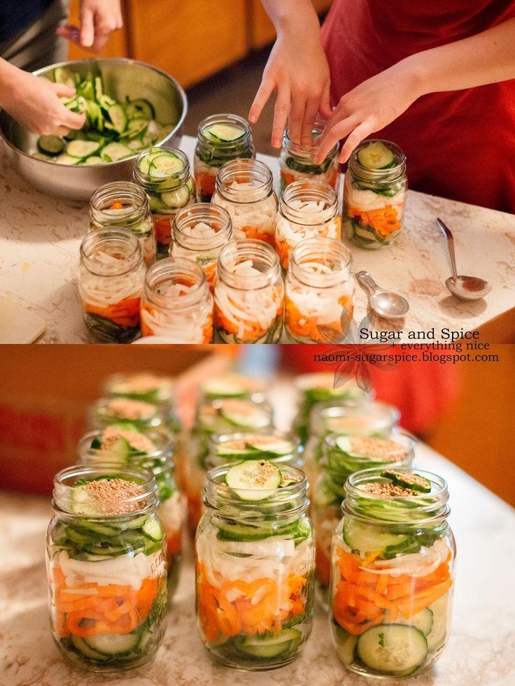 Easy Mennonite Refrigerator Pickles [Recipe]