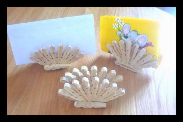 Bri-coco de Lolo: Création avec des Épingles à linge