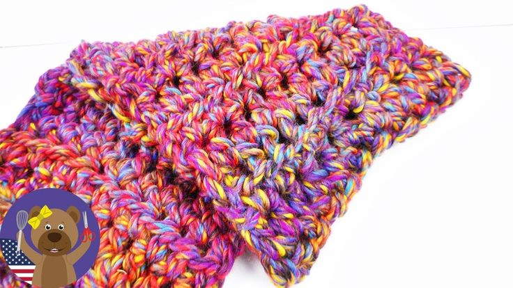 Fluffy Scarf WITHOUT Needles   DIY Knitting   Knitting for beginners