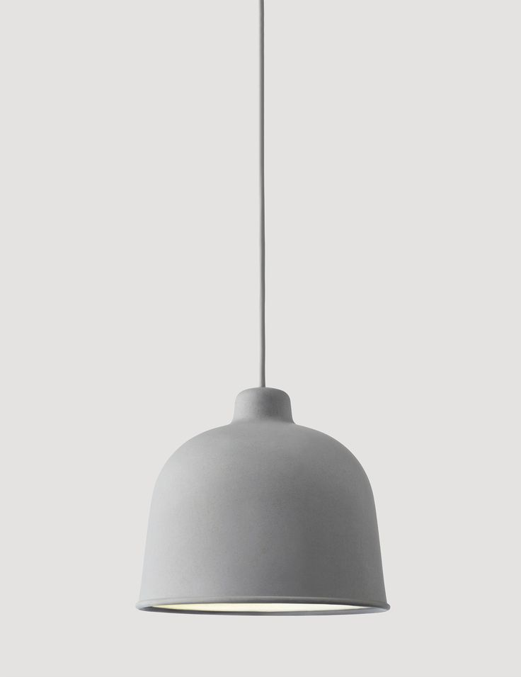 The GRAIN lamp brings a new perspective to the pendant lamp genre by combining a classic minimalistic design with the use of innovative new materials. The original composite used in the lamp's construction adds an unexpected softness and warmth to GRAIN, giving its simple form lots of character. Small grains of fiber in the lamp's material bring subtle changes in colour and shade.  The lamp is equipped with a high quality LED light bulb that lasts for up to 10.000 hours. LED light bulbs save…